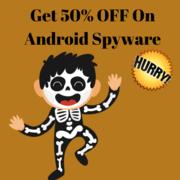 Halloween Discount at BlurSPY Phone Spy App